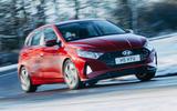 1 Hyundai i20 2021 road test review hero front