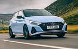 1 Hyundai i20 N 2021 RT hero front