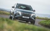 1 Hyundai Tucson 2021 road test review hero front