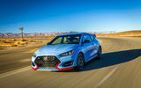 Hyundai Veloster N 2018 review - hero front