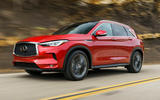 Infiniti QX50 2018 review - hero front