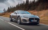 Jaguar F-Type 2020 road test review - hero front