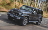 Jeep Wrangler 2019 road test review - hero front