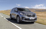Kia Sorento 2018 road test review hero front
