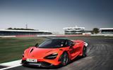 McLaren 765LT 2020 road test review - hero front