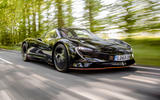 McLaren Speedtail 2020 UK first drive review - hero front