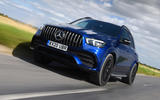 Mercedes-AMG GLE 53 2020 road test review - hero front