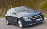 Mercedes-Benz B-Class 2019 road test review hero front
