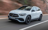 Mercedes-Benz GLA 2020 road test review - hero front