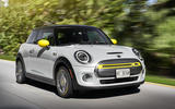 Mini Electric 2020 road test review - hero front