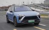 Nio ES8 road test review - hero front