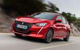 Peugeot 208 2020 road test review - hero front