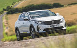 1 Peugeot 3008 2021 RT hero front