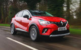 Renault Captur 2020 road test review - hero front