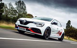 Renault Megane RS Trophy-R 2019 road test review - hero front