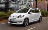 SKoda Citigo-e IV 2020 road test review - hero front