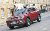Ssangyong Korando 2019 road test review - hero front