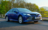 Toyota Camry 2019 review - hero front