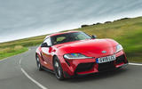 Toyota GR Supra 2019 road test review - hero front