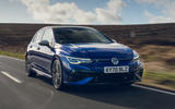 1 Volkswagen Golf R 2021 RT hero front