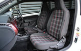 Volkswagen Up GTI 2018 review cabin