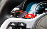 AC Schnitzer ACS5 Sport 2020 road test review - paddle shifters