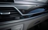 Alpina B7 2019 review - dashboard trim