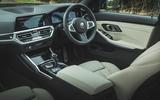 10 alpina d3 touring 2021 uk first drive review cabin