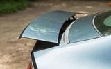 Audi A7 Sportback 2018 road test review spoiler