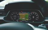 10 Audi E Tron S 2021 RT instruments