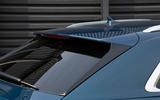 Audi Q8 50 TDI Quattro S Line 2018 road test review - spoiler