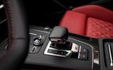 Audi SQ5 TDI 2020 road test review - centre console