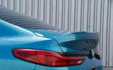 BMW 2 Series Gran Coupe 2020 road test review - spoiler