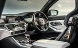 10 bmw m3 competition 2021 uk first drive review ok cabin