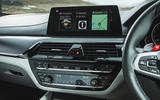 BMW M5 2018 review climate control