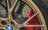 10 BMW M5 CS 2021 RT brake discs