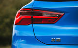 BMW X2 M35i 2019 road test review - rear ligts