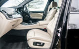 BMW X5 2018 road test review - cabin