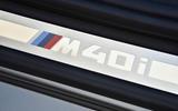 BMW Z4 2018 review - kickplates