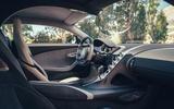 Bugatti Divo 2020 road test review - cabin