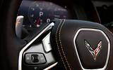 Corvette Stingray C8 2019 road test review - instruments