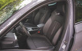 Cupra Leon 2020 road test review - cabin