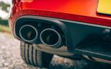 10 Cupra Leon Estate 2021 road test review exhausts