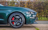 Ford Mustang Bullitt 2018 road test review - alloy wheels