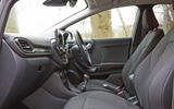 Ford Puma 2020 road test review - cabin