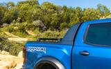 Ford Ranger Raptor 2019 road test review - truck bed
