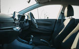10 Hyundai i20 2021 road test review cabin