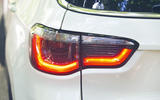 Jeep Compass 2018 road test review - rear lights