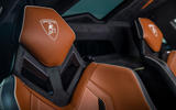 10 lamborghini sian 2021 uk first drive review seat details
