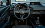 Mazda CX-30 2019 road test review - dashboard
